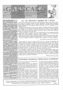 Kwiecień 1995