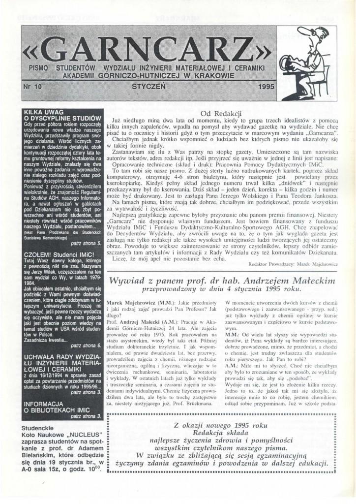 styczeń 1995