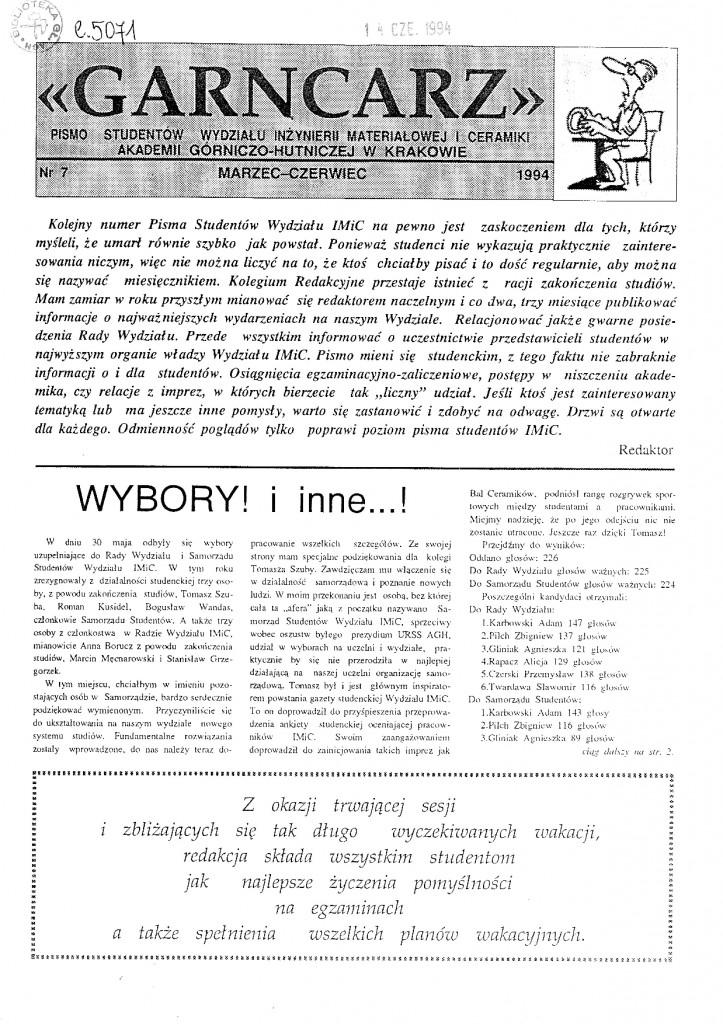 marzec 1994
